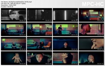 Ariana Grande - New Music Video - 'My Favorite Part' - (2016) - Vid + Caps