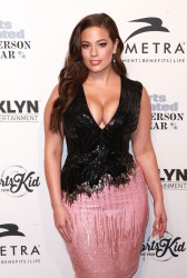 Ashley Graham - Sports Illustrated Sportsperson of the Year 2016 Ceremony in NYC 12/12/16