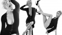 Charlize Theron, Jaimie Alexander, Olivia Wilde (Wallpapers) 8x