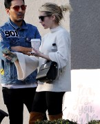 Emma Roberts - Out in West Hollywood 12/13/16