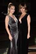Lisa Rinna and her daughter Delilah 12