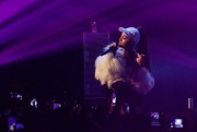 Ariana Grande Performs during iHeartRadio Jingle 2