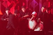 Ariana Grande Performs during iHeartRadio Jingle 3