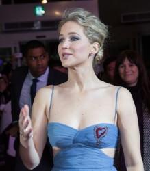 Jennifer Lawrence - 'Passengers' Premiere in Seoul 12/16/16