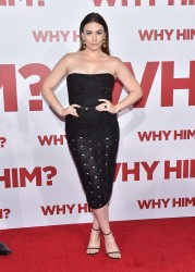 Sophie Simmons - 'Why Him?' Premiere in Westwood 12/17/16