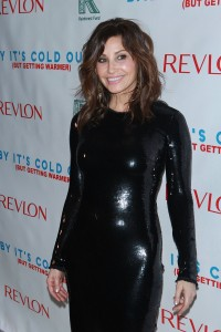 Gina Gershon - 'Baby It's Cold Outside' Holiday Concert in New York (12/14/16)