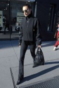 Bella Hadid - Out in NYC 12/20/16