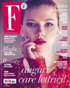 Scarlett Johansson - F magazine, Dec 28 2016