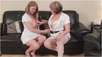 Two Naughty Nurses at DirtyDoctorsVideos