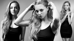 Amanda Seyfried, Natalie Dormer, Sophia Thomalla (Wallpapers) 3x