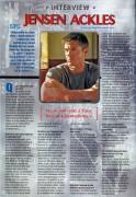 Дженсен Эклз   Интервью для One Magazine #6 7   2007
