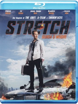 Stretch - Guida o muori (2014) Full Blu-Ray 23Gb AVC ITA ENG GER DTS-HD MA 5.1
