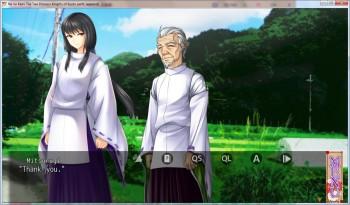 Ne no Kami: The Two Princess Knights of Kyoto Part 1 (Kuro Irodoru Yomiji) [English]