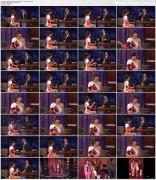 Jessica Biel @ Jimmy Kimmel Live | July 26 2012 | ReUp