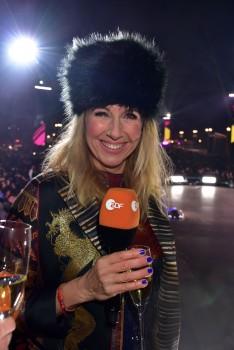 Andrea Kiewel  Willkommen 2017 ZDF 2