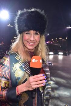 Andrea Kiewel  Willkommen 2017 ZDF 1