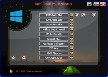 KMS Tools Portable 31.12.2016 by Ratiborus (MULTI/RUS/ENG)