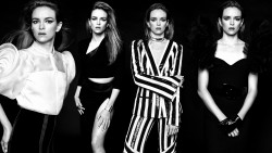 Danielle Panabaker, Diane Kruger, Jennifer Aniston, Kate Beckinsale, Toni Garn (Wallpapers) 5x