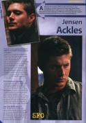 Дженсен Эклз для Total Stars #24   2007