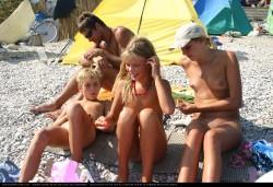Семейный нудизм Фото нудистов