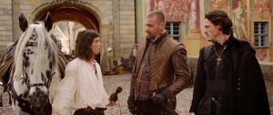 Trzej muszkieterowie / The Three Musketeers (2011) PL.AC3.DVDRip.XviD-GR4PE | Lektor PL
