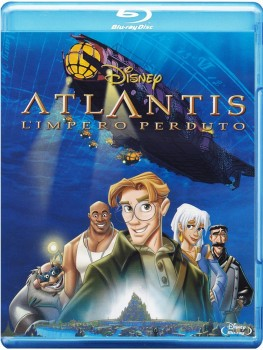 Atlantis - L'impero perduto (2001) Full Blu-Ray 25Gb AVC ITA DD 5.1 ENG DTS-HD MA 5.1 MULTI
