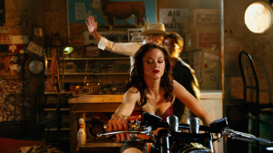 Planet Terror 2007 1080p BluRay DD5.1 x264-HR  screenshots