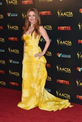 Isla Fisher - The 6th AACTA International Awards in LA 1/6/17