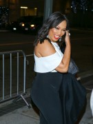 Garcelle Beauvais outside the 'Sleepless' Premiere 3