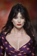 """Daisy Lowe """"Katie Eary show, Runway, Autumn Winter 2017, London Fashion Week Men's, UK"""" 07.01.2017 (x11) Fe39f8524961873"""