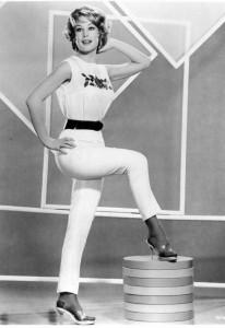 Barbara Eden - Various B&W Publicity Pics (1/7/16)