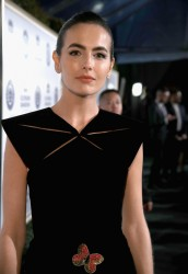 Camilla Belle - The Art of Elysium x Stevie Wonder's HEAVEN in LA 1/7/17