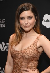 Sophia Bush - 6th Annual Sean Penn & Friends HAITI RISING Gala Benefiting J/P Haitian Relief Organization 1/7/17