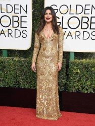 Priyanka Chopra - 74th Annual Golden Globe Awards 1/8/17