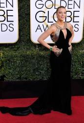 Blake Lively - 74th Annual Golden Globe Awards 1/8/17