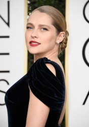 Teresa Palmer - 74th Annual Golden Globe Awards 1/8/17