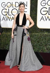 Jessica Biel - 74th Annual Golden Globe Awards 1/8/17