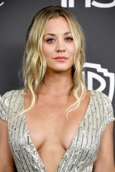 Kaley Cuoco - Warner Bros. Pictures And InStyle 18th Annual Post-Golden Globes Party 1/8/17