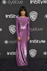 Lea Michele - Warner Bros. Pictures And InStyle 18th Annual Post-Golden Globes Party 1/8/17
