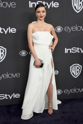 Miranda Kerr - Warner Bros. Pictures And InStyle 18th Annual Post-Golden Globes Party 1/8/17
