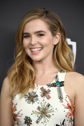 Zoey Deutch - Warner Bros. Pictures And InStyle 18th Annual Post-Golden Globes Party 1/8/17
