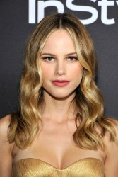 Halston Sage - Warner Bros. Pictures And InStyle 18th Annual Post-Golden Globes Party 1/8/17