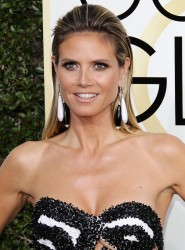 Heidi Klum - 74th Annual Golden Globe Awards 1/8/17