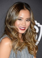 Jamie Chung - Warner Bros. Pictures And InStyle 18th Annual Post-Golden Globes Party 1/8/17