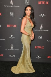 Shay Mitchell - 2017 Weinstein Company and Netflix Golden Globes After Party in Beverly Hills 1/8/17