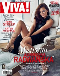 "Agnieszka Radwanska for ""Viva!"" magazine 2016 by Iza Grzybowska x7 mixed Q"