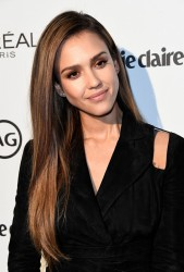 Jessica Alba - Marie Claire's 2017 Image Maker Awards in West Hollywood 1/10/17