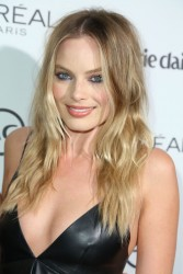 Margot Robbie - Marie Claire's 2017 Image Maker Awards in West Hollywood 1/10/17