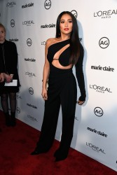 Shay Mitchell - Marie Claire's 2017 Image Maker Awards in West Hollywood 1/10/17