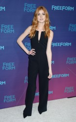 Katherine McNamara - 2017 Winter TCA Tour in Pasadena 1/10/17